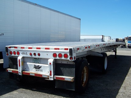 MANAC 48 FOOT FLATBED TRAILERS