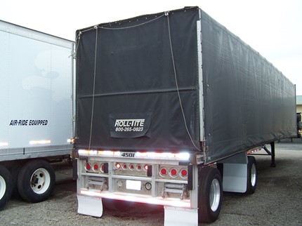 REITNOUER 45 FOOT FLATBED TRAILERS