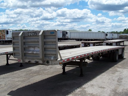 EAST 48 FOOT FLATBED TRAILERS