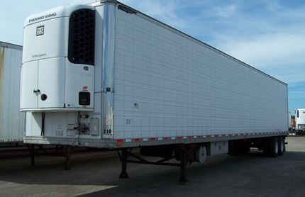 53 FOOT REFRIGERATED TRAILERS