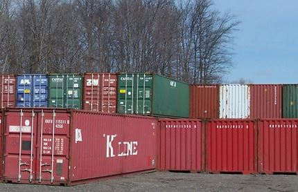 45 FOOT CONTAINERS