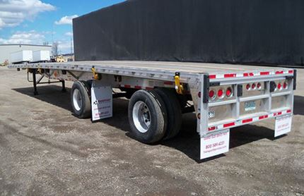 REITNOUER 48 FOOT FLATBED TRAILERS