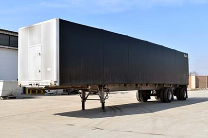EAST CONESTOGA FLATBED TRAILERS