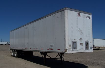 48 FOOT VAN TRAILERS