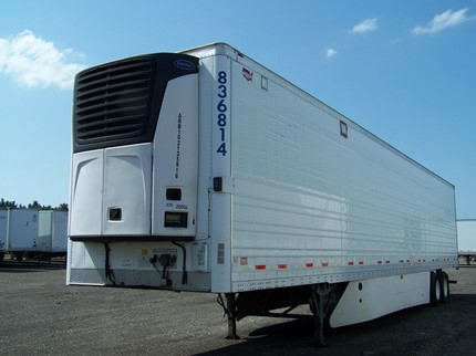 WABASH NATIONAL 53 FOOT REFRIGERATED TRAILERS