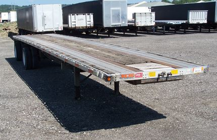 45 FOOT FLATBED