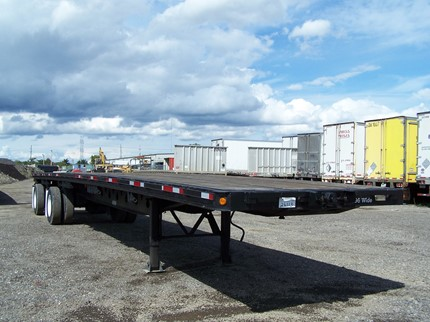 MANAC 45 FOOT FLATBED