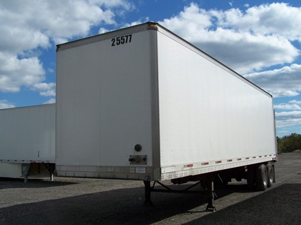 TRAILMOBILE 36 FOOT VAN TRAILER