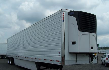 UTILITY 53 FOOT REFRIGERATED TRAILERS