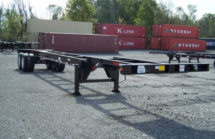 CHEETAH 40 FOOT CHASSIS