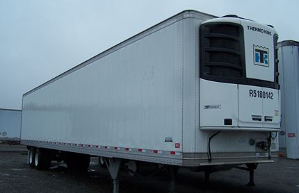 HYUNDAI 53 FOOT REFRIGERATED TRAILER