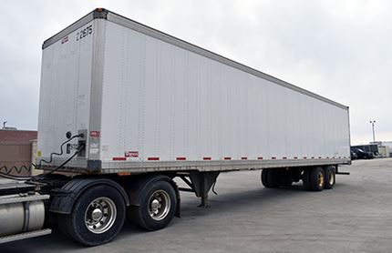 VANCO 48 FOOT VAN TRAILERS