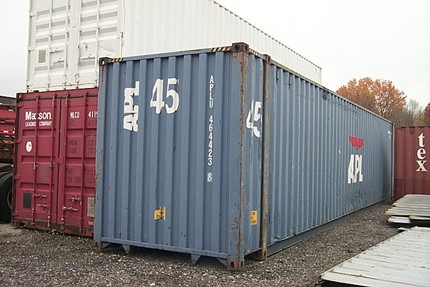 CONTAINER 45 FOOT CONTAINERS