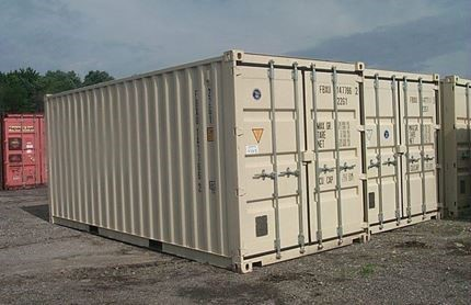 CONTAINER 20 FOOT CONTAINERS