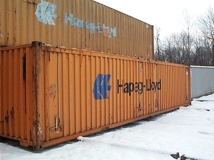 CONTAINER 40 FOOT OPEN TOP CONTAINERS