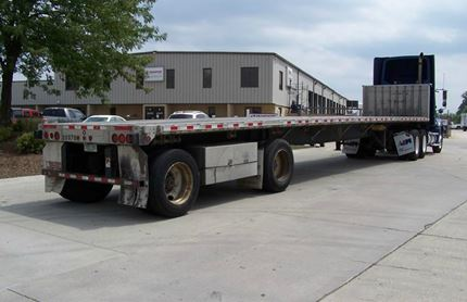 48 FOOT FLATBED TRAILERS