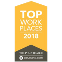 2018 Top Workplace
