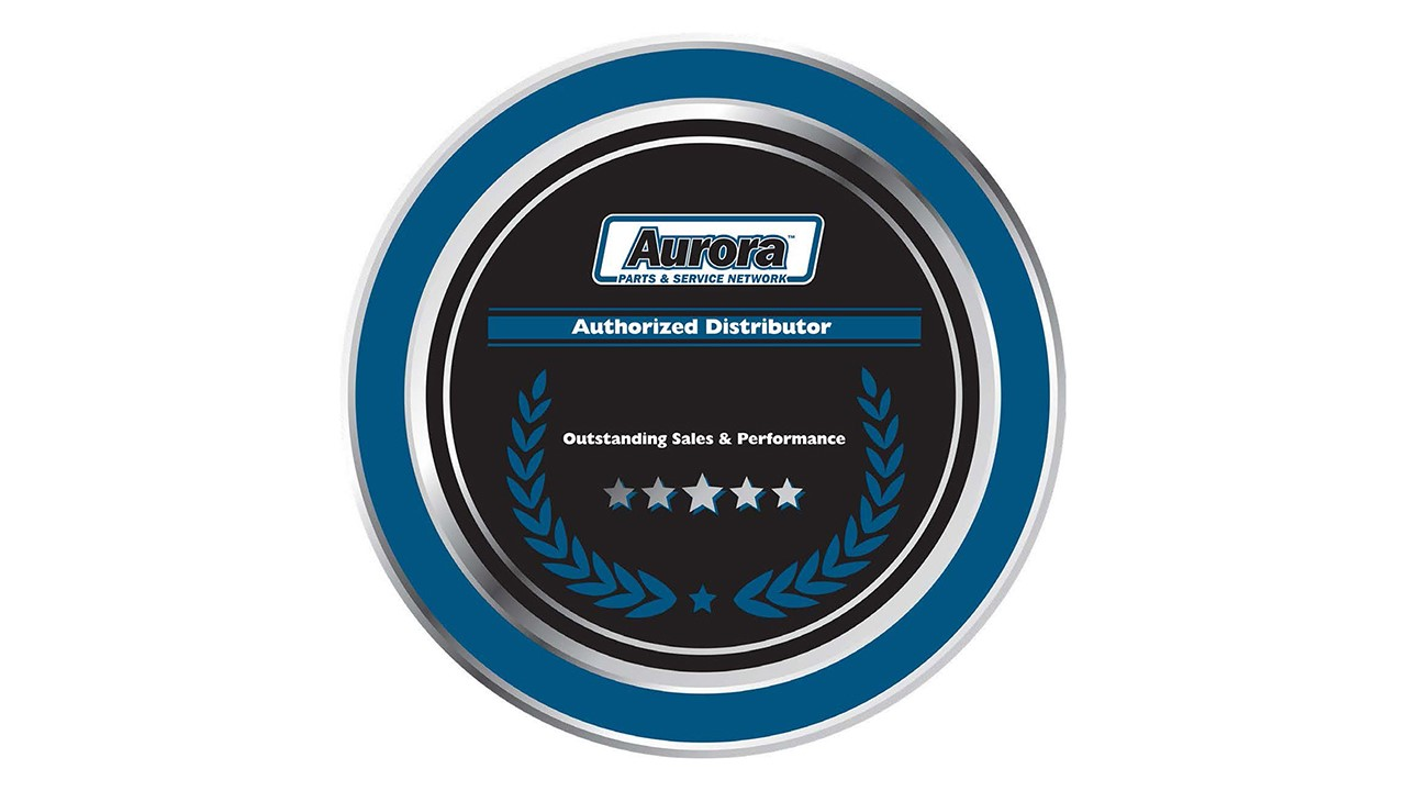 Company Joins Aurora Parts and Service Network as a 5-Star Dealer