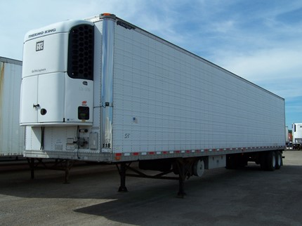 GREAT DANE 53 FOOT REFRIGERATED TRAILERS