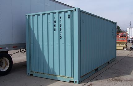 20 FOOT CONTAINERS