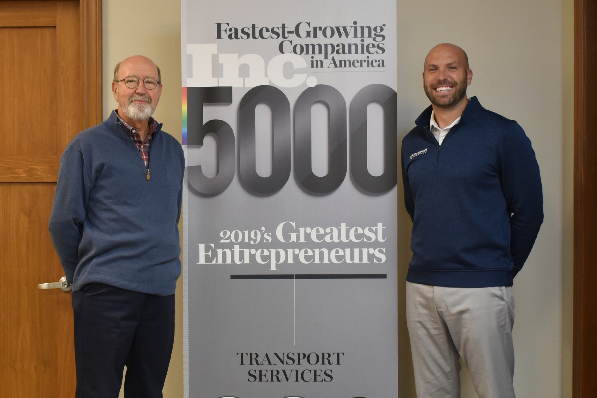Transport Services is Named to the Inc. 5000 List of America's Fastest-Growing Private Companies